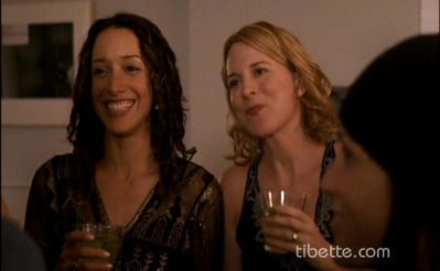 Why did bette and tina throw a party in the first episode - Bett tina ...
