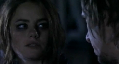 Finish the quote: Effy: ''You're not his dad, not really.'' Cook's 'dad': ...
