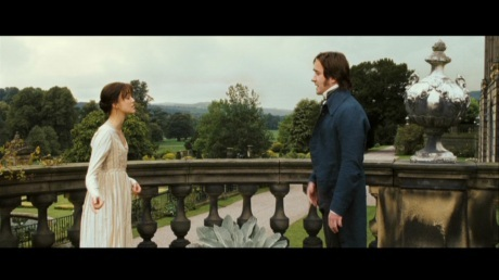 Finish the quote. Elizabeth: I thought you were in London.
