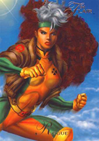 Rogue debuted in Avengers Annual #10 as who ?