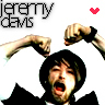 What is Jeremy Davis's favorite Paramore RIOT! song?