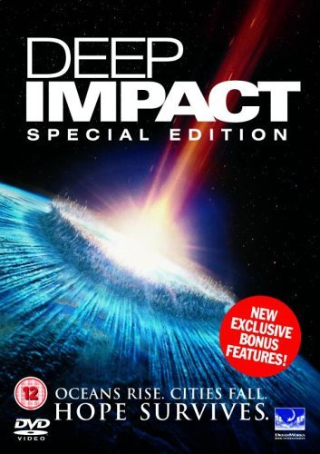 What is his characters name in Deep Impact!