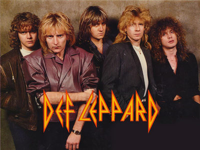 Def Leppard's original band name was Deaf Leopard. Who suggested the new name and why?