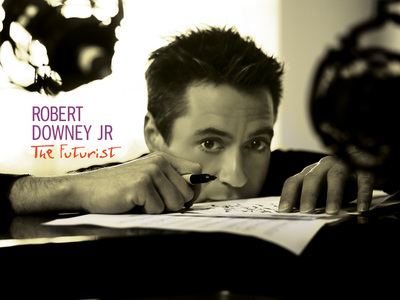 WHICH SONG IS NOT ON ROBERT DOWNEY JR.'S ALBUM?(THE FUTURIST)