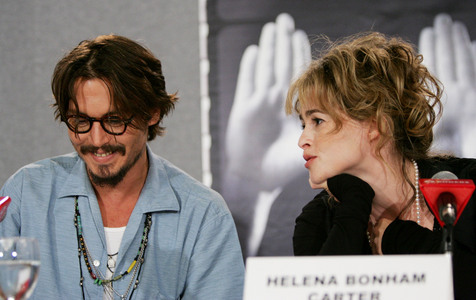 Witch was the first film Helena and Johnny worked toghether?