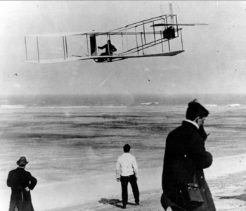 How It's Made: Before their famous flight in Kitty Hawk, N.C., what did the Wright Brothers do for a living?