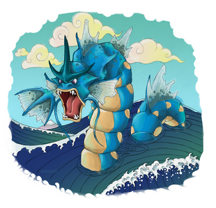 Who doesn't own a Gyarados?