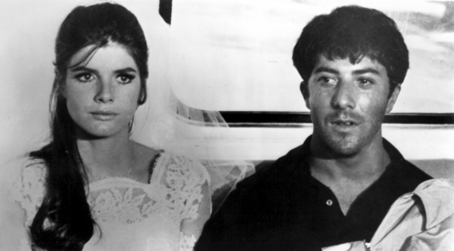 The ending of 'The Graduate' was inspired by which Harold Lloyd movie?