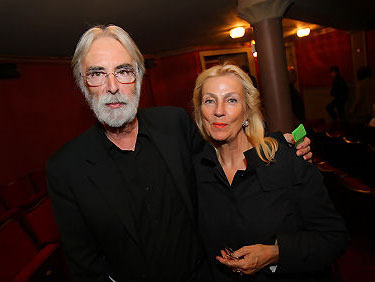 Michael Haneke's wife, Susanne, appeared in which film?