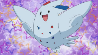 Togekiss has same catch rate with...