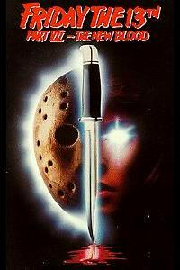 How was Melissa killed in Friday the 13th: The New Blood (part7)?