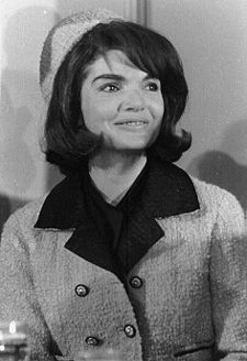 Which of her projects was based on the life of First Lady Jackie Kennedy?