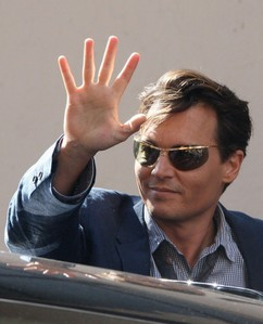 what is the name of johnny depp in the rum diary movie??