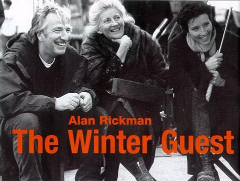"The movie ""The Winter Guest"" (1997) is connected with Alan Rickman. What has he NOT done for the movie?"