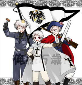 How old is Prussia's human age?