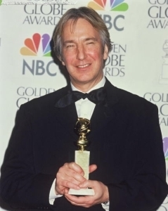 Alan won a Golden Globe for...