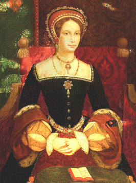 Who is this Tudor woman?