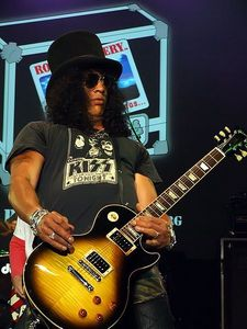Slash's mom worked as a costume designer for ?