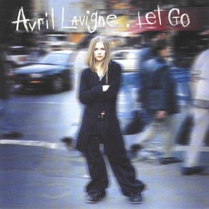 Which was the least succesful single from Let Go?