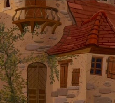 Which Disney movie is this picture from?