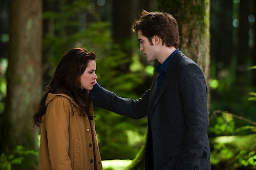 "[New Moon] Bella: ""What happened with Jasper was nothing."" What does Edward say first?"
