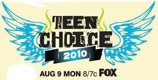 Who won the 2010 Teen Choice Award for 'Choice Movie Actress: Action Adventure'?