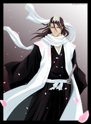 Besides Byakuya, who is the other practitioner of the first hadou?