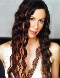 What show on Nickelodeon was Alanis on WAY back in the day?