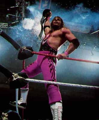 "True or False : ""ShowStopper"" is one of Bret Hart's nicknames.."