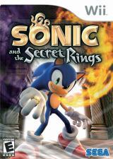 Whats Tails name in Sonic and The Secret Rings?