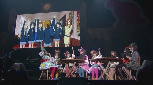 Which of the nine K-ON!! seiyuu is 秒 eldest? Which is 秒 youngest? 秒 most and least experienced (by shows cast)?