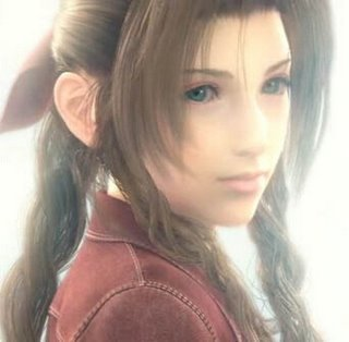 What was aeris final  break?