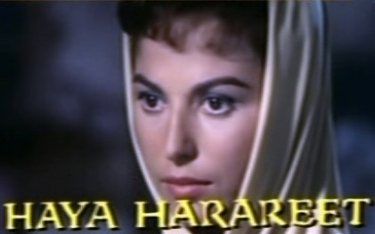 where is haya harareet born in ?