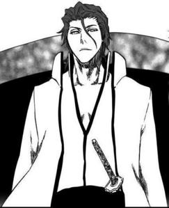 what is Sōsuke Aizen's battle data out of 600?
