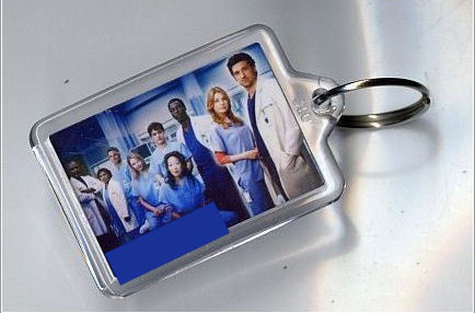 Which TV show is this keychain from ?