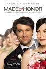Which actors worked together on the movie Made of Honor before working together on Grey's Anatomy?
