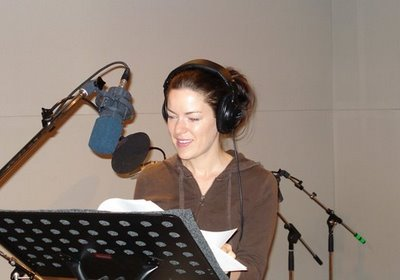 T/F: Emilie-Claire Barlow (The voice of Courtney) originally auditioned for the voice of Heather?
