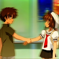 T or F: Sakura and Li did not know they had feelings for each other until the end of the series?