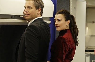 What did Tony and Ziva tell Nora about who slept where in Jetlag?