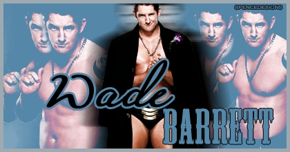(Complete): Wade Barrett billed from ....