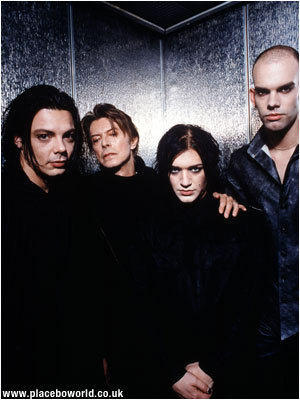 What song did the Placebo and David Bowie perform together?