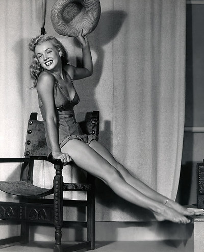 CELEBRITY HEIGHT - How tall was Marilyn Monroe?
