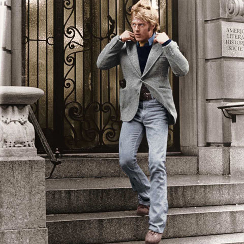 CELEBRITY HEIGHT - How tall is Robert Redford?
