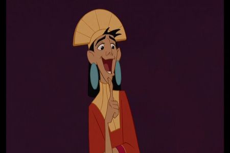 Who does Kuzco's voice?