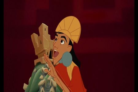 What's the name of the project Kuzco is planning to build on Pacha's Hill?