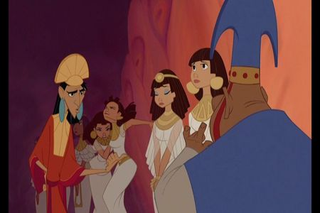 How many women did Kuzco have to choose from?