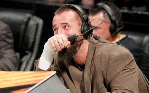 In the first season of NXT who was CM Punk's rookie?