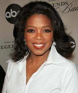 where was Oprah winfrey born in ?
