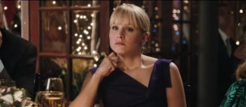 what is kristen bell's character's name in tu again(2010) ?