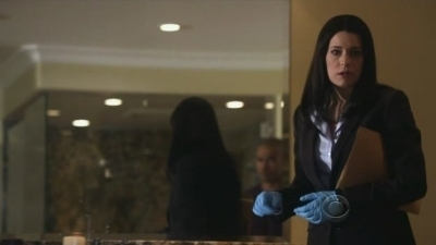 In 5x10 Slave of Duty, Emily says the unsub drew the victim: